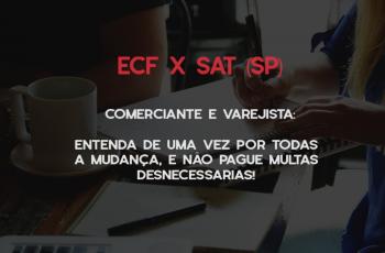 ECF 85/01 e SAT no estado de SP, regularize seu negócio!