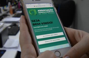 Conheça o aplicativo desenvolvido pela NSC e Valore para a ACIMG